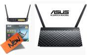 Routers y Puntos de Acceso - Asus