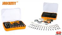 Kit de herramientas multifunción + puntas 66 piezas