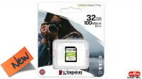 Tarjeta SDHC Kingston 32GB classe 10 SDS/32GB