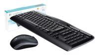 Kit de ratón y teclado Logitech Wireless MK330