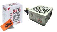 Fuente de alimentación 500W ventilador 120mm