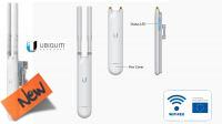 Punto de acesso Unifi UAP AC Mesh 2.4GHz 300Mbps/5GHz 887Mbps 802.11ac