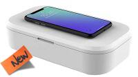 Esterilizador Ultravioleta Smartphone y Multiusos